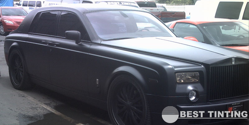 Rolls Royce Tinting by Best Tinting